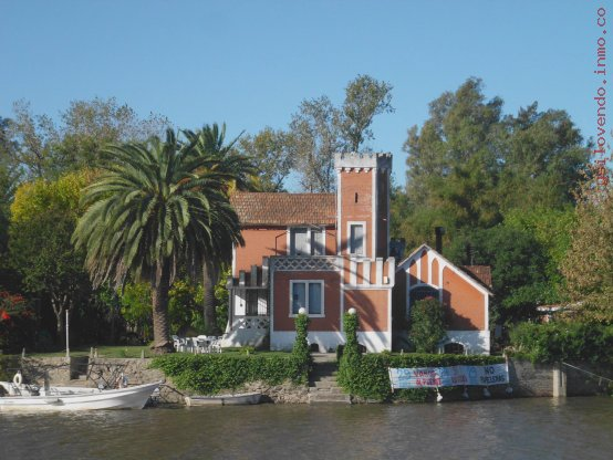 venta castillo en isla