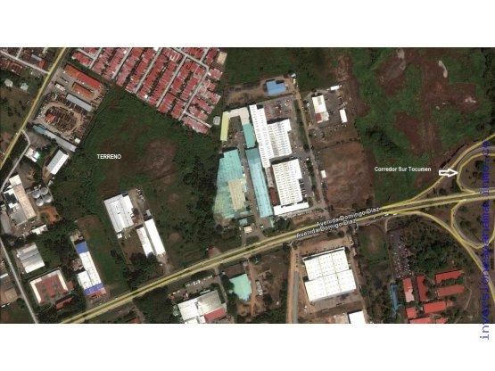terreno urbano en tocumen en venta, ref 1419589