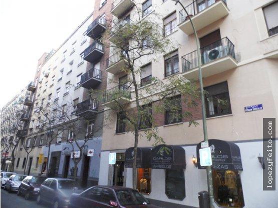 Piso en madrid zona barrio salamanca goya l pez y feito - Piso barrio salamanca madrid ...