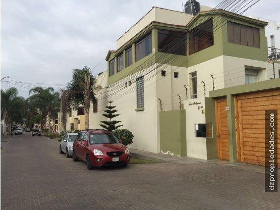 En alquiler casa en condominio en el golf dz inmobiliaria for Alquiler casas urbanizacion sevilla golf