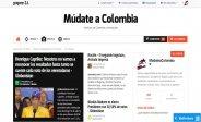 Periódico digital sobre Colombia