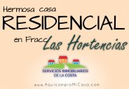 Hermosa! Residencial en Tapachula!