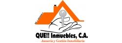 QUE!! inmuebles,c.a