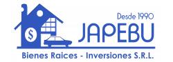 JAPEBU Bienes Raices S.R.L.