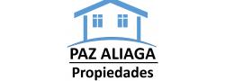 paz aliaga propiedades