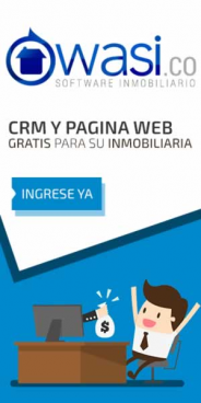 Software y CRM inmobiliario