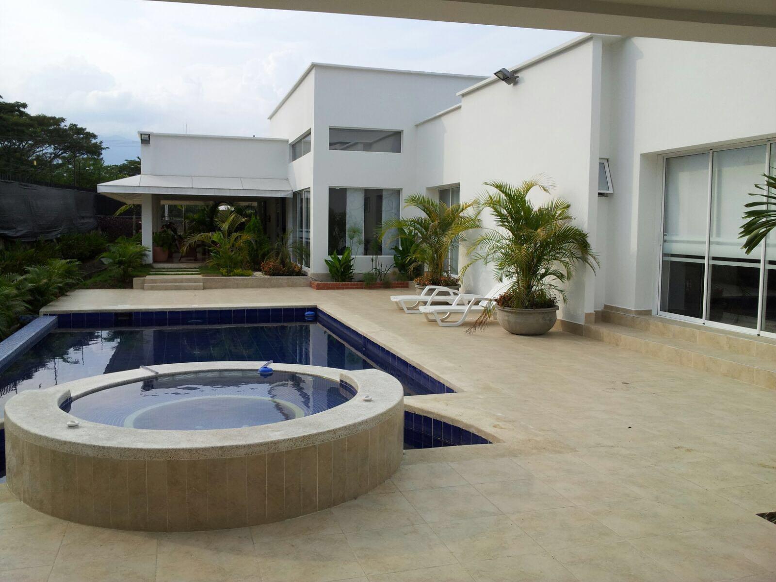 Casa en venta en pance cali goplaceit for Casas en ciudad jardin cali