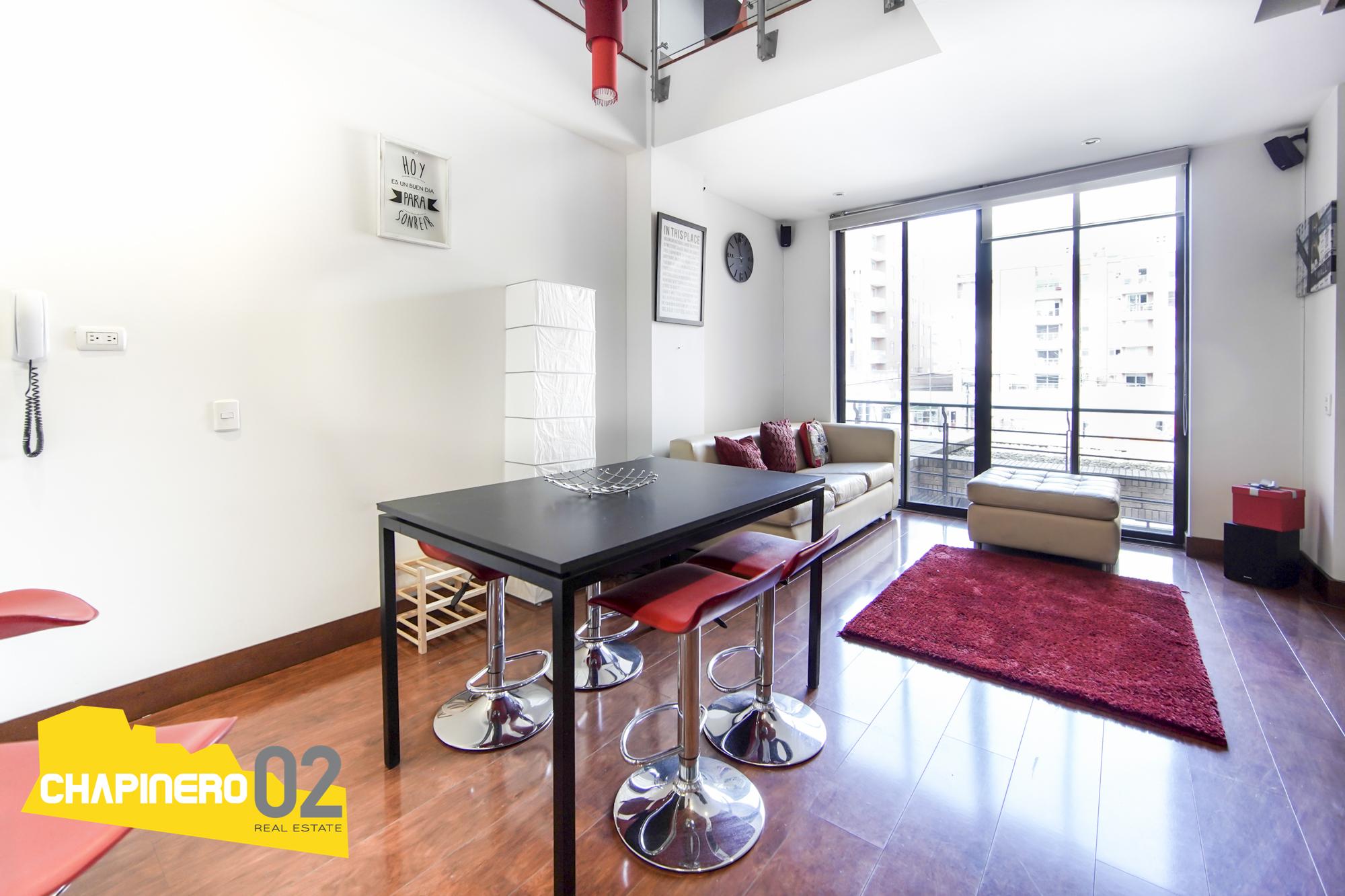 Apto Amoblado :: 76 m² :: Chicó Norte 3 :: $3,3 M