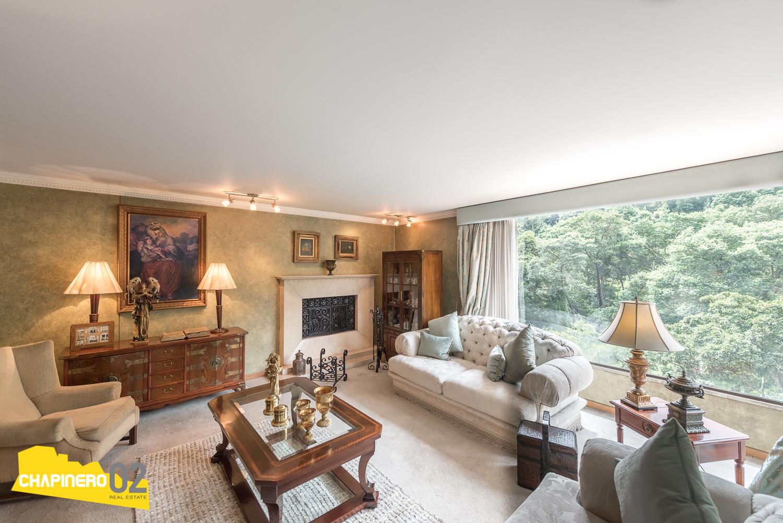 Apto Venta :: 242 m² :: Chicó Reservado :: $1.600M