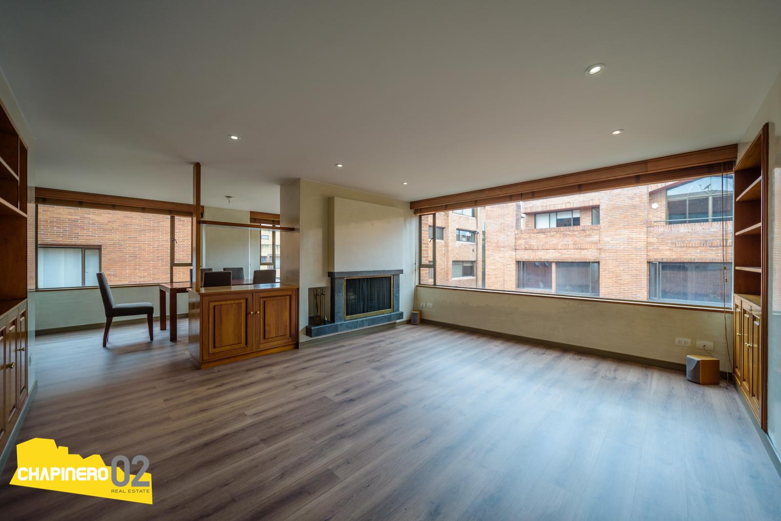 Apto Venta :: 155 m² :: Chicó Norte 2 :: $850M