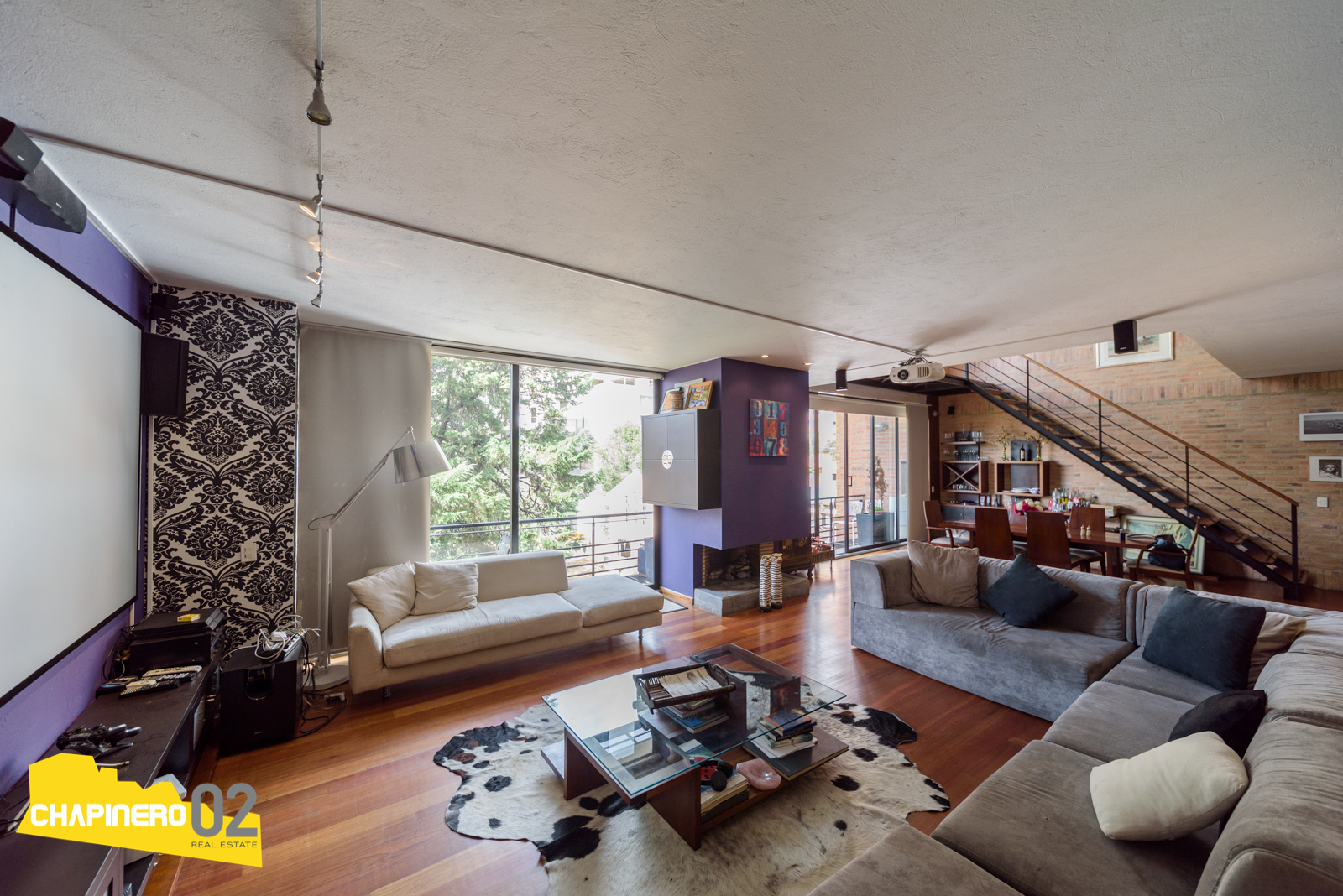Dúplex Amoblado :: 164 +40 m² :: Rosales :: $7,1 M