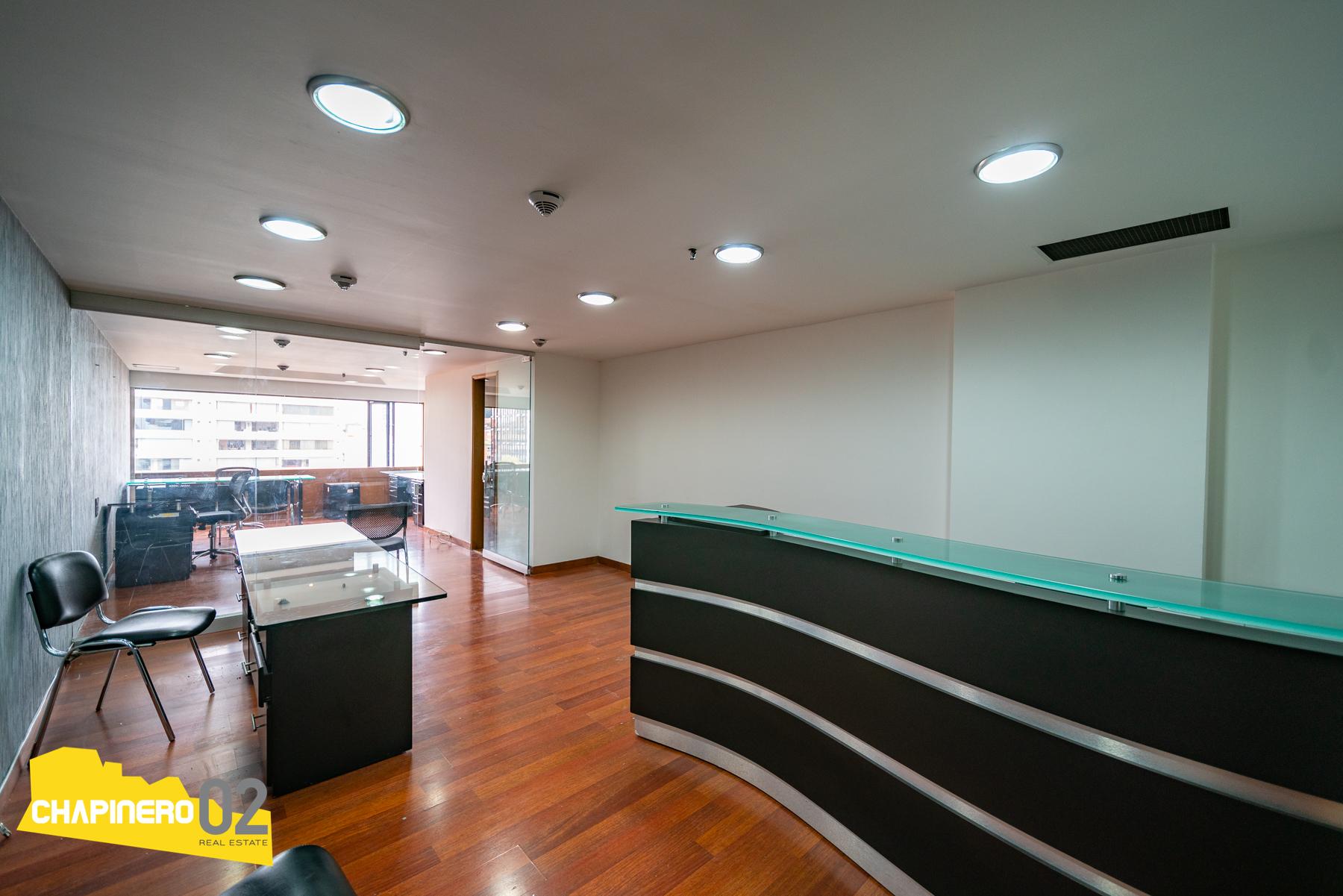 Oficina Amoblada :: 51 m² :: Chicó Reserv :: $3,1M
