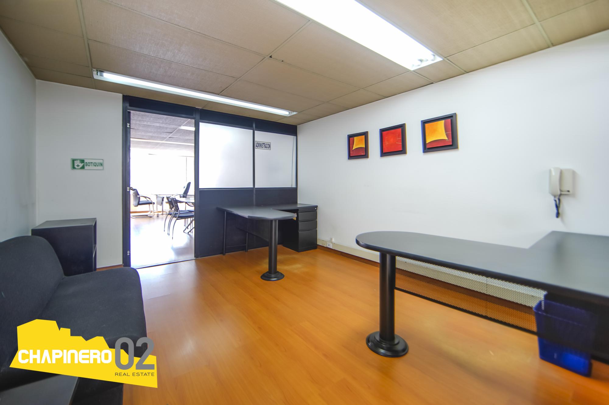Oficina Amoblada :: 43 m² :: Chicó Norte 2:: $2,7M