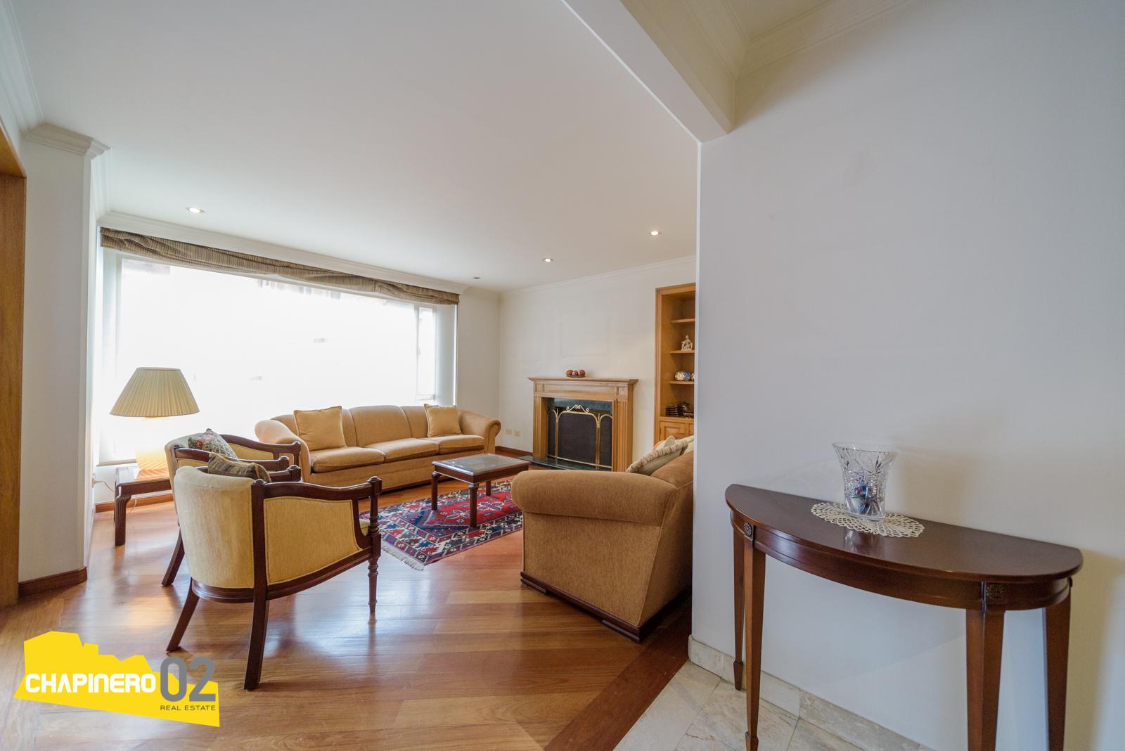 Apto Venta :: 162 m² :: Chicó Norte 3 :: $770 M