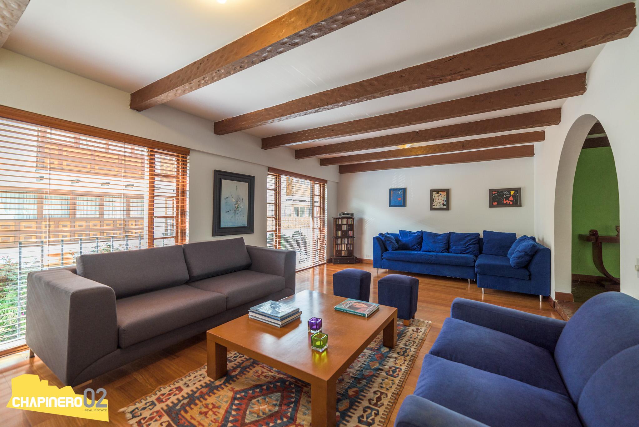 Casa Dotacional :: 270 m2 :: Nogal :: $12,6M