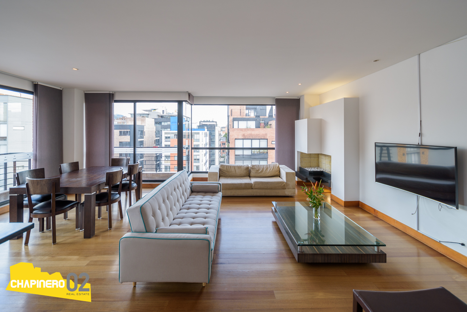 Apto Venta :: 170 m² :: Chicó Norte :: $1.300M