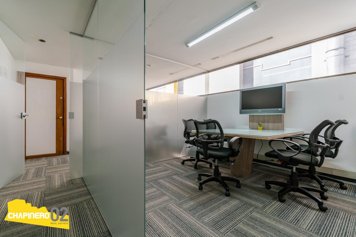 Oficina Arriendo :: 38 m² :: Cabrera :: $2M
