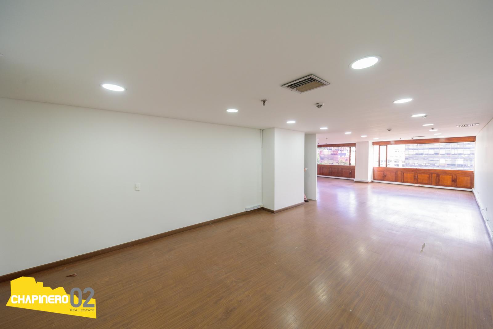 Oficina Arriendo :: 90 m² :: Chicó Reservado ::$6M