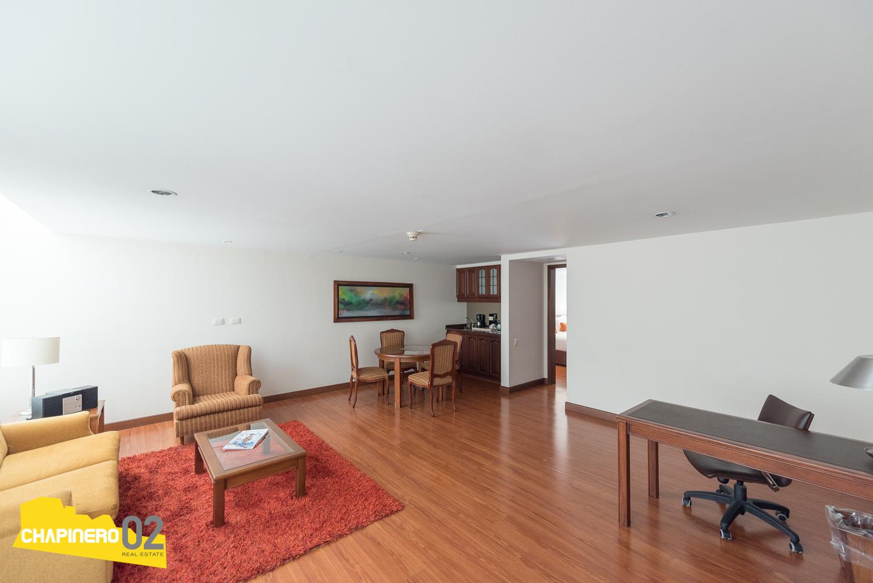 Suite Rentando :: 69 m² ::Chicó Reservado :: $400M