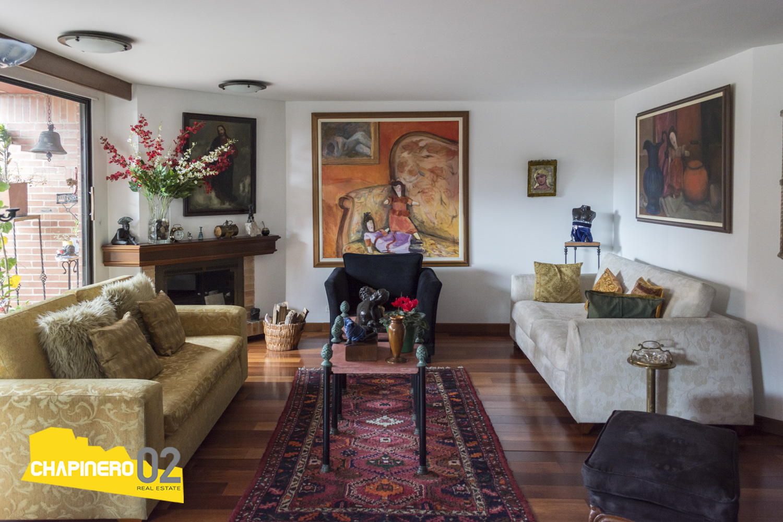 Apto Venta :: 144 +136 m² :: Bellavista :: $950 M