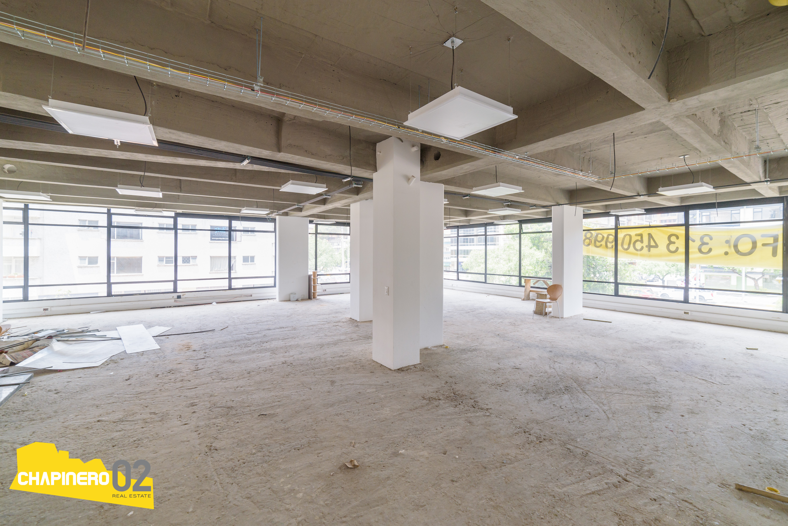 Oficina Arriendo :: 276 m²  :: Ant Country :: $17M