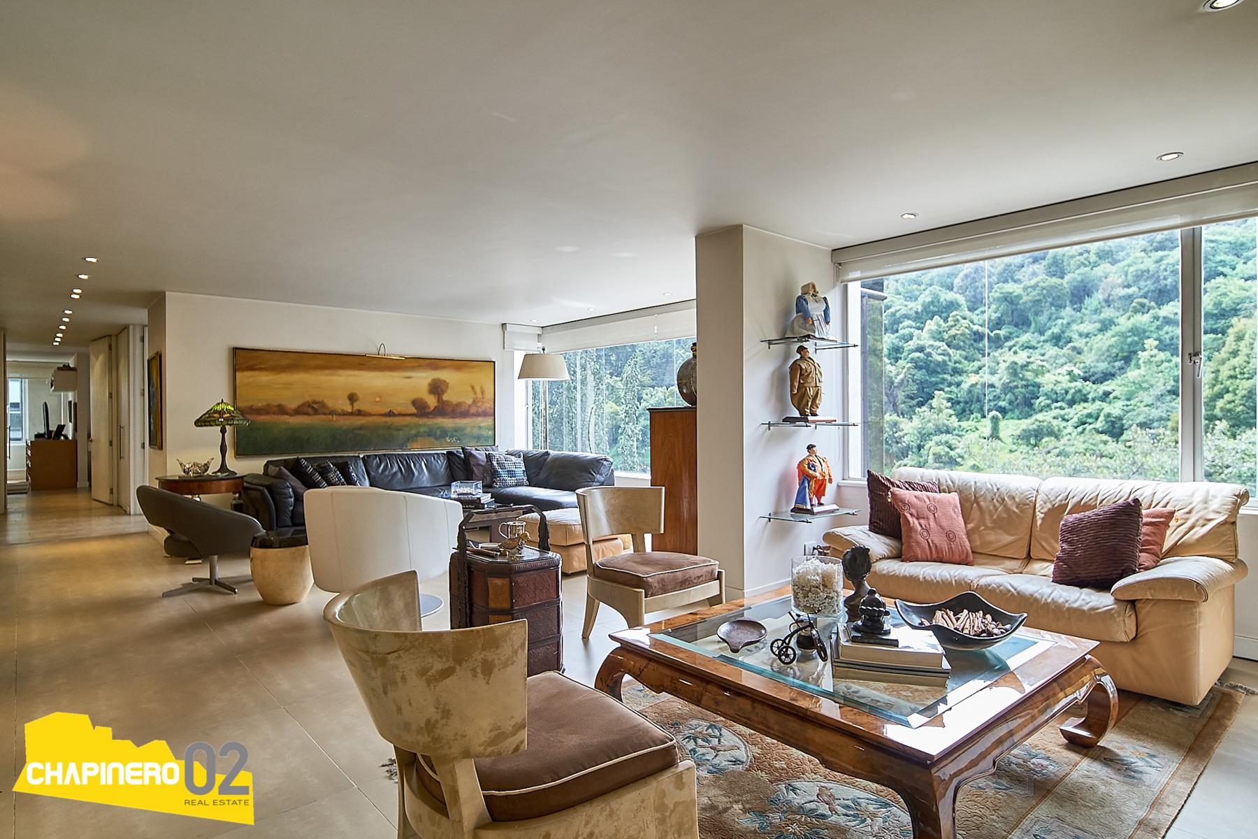 Apto Venta :: 200 m² :: Chicó Reservado :: $1.550M