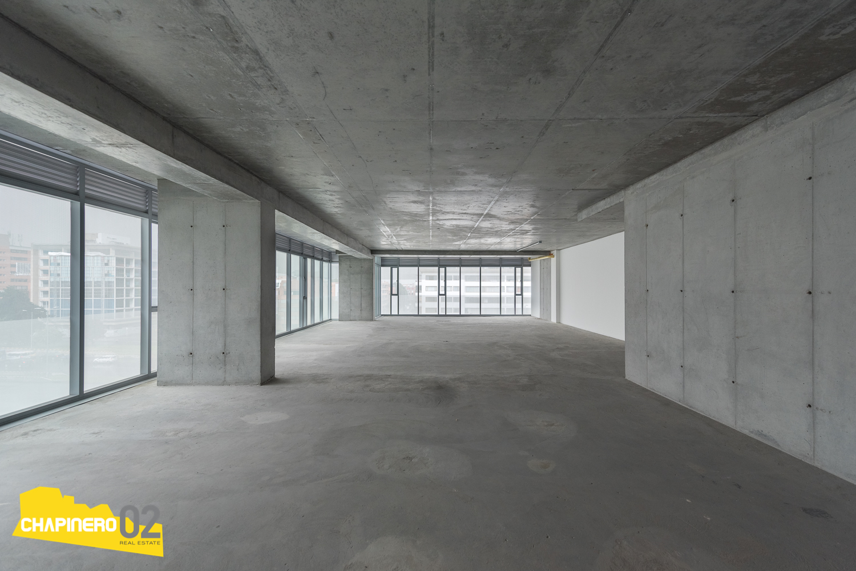 Oficina Venta :: 502 m² :: Chicó N III :: $5.522M