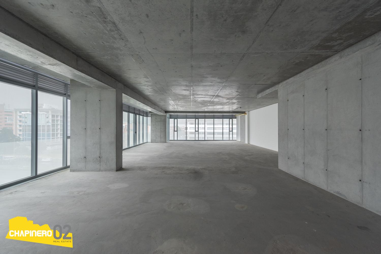 Oficina Arriendo :: 502 m² ::Chicó N III :: $32.6M