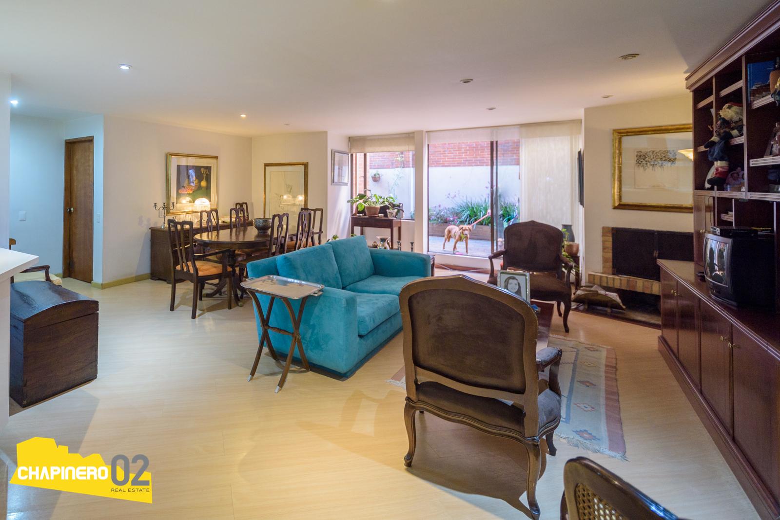 Apto Venta :: 68 +58 m² :: Bellavista :: $530 M