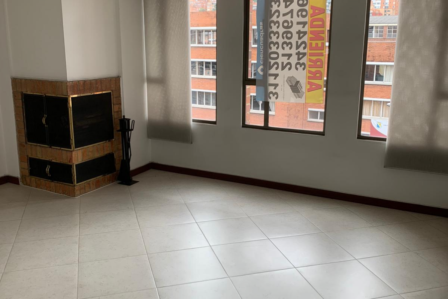 APARTAMENTO PARA RENTA EN BOGOTA – Código 509724