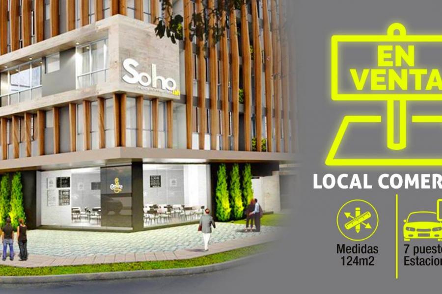 LOCAL RENTA O VENTA  ZONA  NORTE EXCLUSIVA – Código 509644