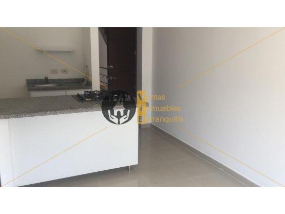 Excelente apartaestudio en venta en Villa Santos