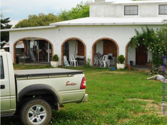 Campo 40 hectareas con buena casa en Tala