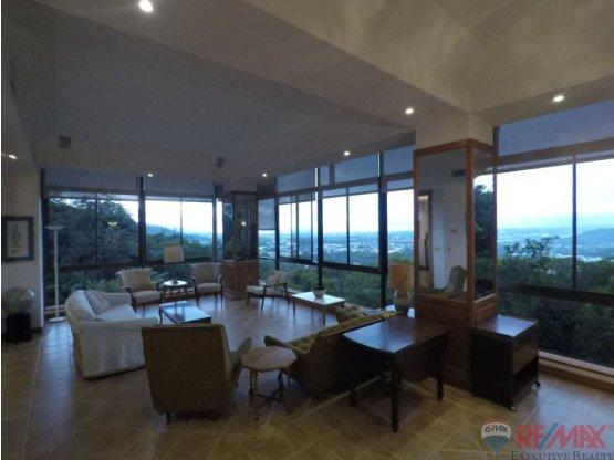 Secure Santa Ana/Escazu Condo with Five