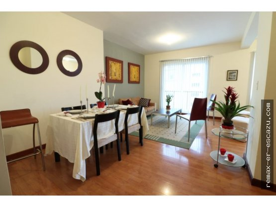 Nice fully furnished apartment for rent.