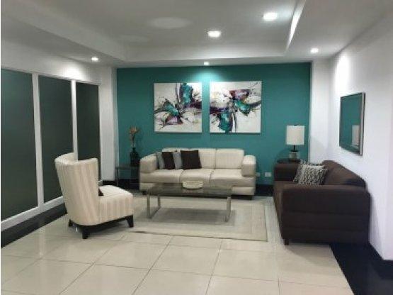 Hermoso apartamento para alquiler en Nunciatura
