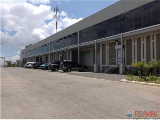New Warehouse for Rent in El Barreal