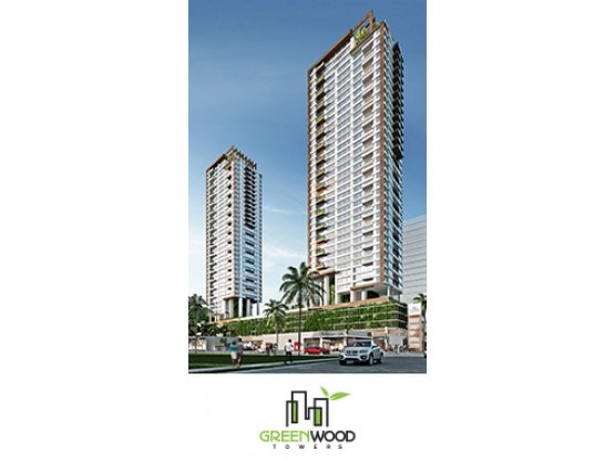 Green Wood Towers 58 - 84 Mts