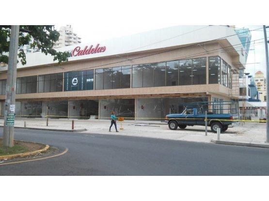 Plaza Caldelas Via España, Panamá