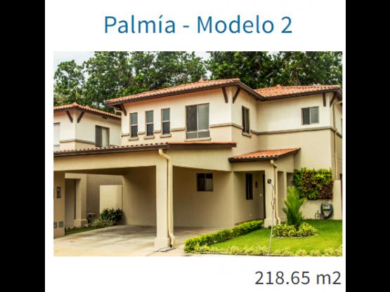 Woodlands, Panama Pacifico Modelo Palmia