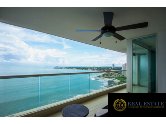Ocean View Condo For Sale in Bahia, Gorgona