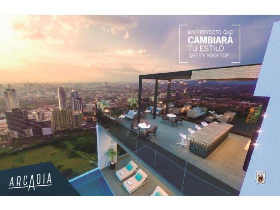 Arcadia, Apartamento, Costa del Este