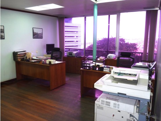 Oficina en PH Parque Urraca, Avenida Balboa
