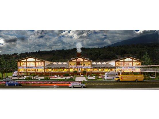 Buena Vista Plaza, Boquete Chiriqui