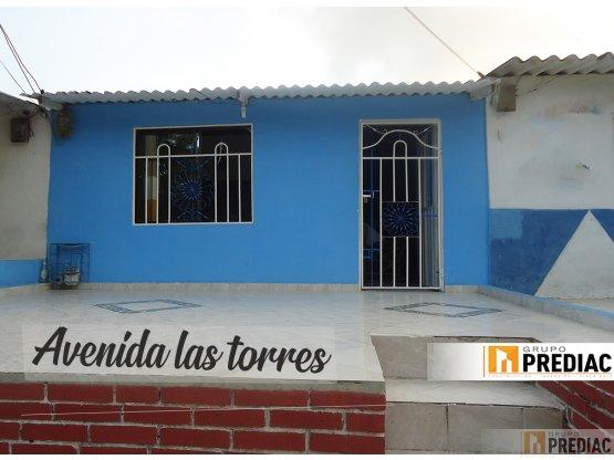 OFERTA| CASA EN AVENIDA LAS TORRES, SOLEDAD