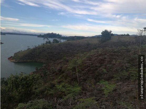 Venta de Peninsula finca en El Peñol, Antioquia