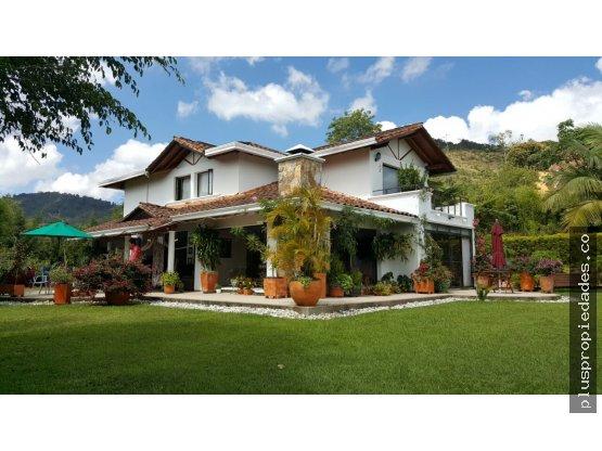 Venta de Casa El Retiro Fizebad Antioquia