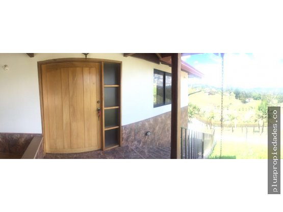 venta de Casa en Rionegro vereda Ojo De Agua