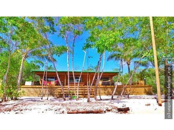 Venta de Cabaña en Isla Tintipán
