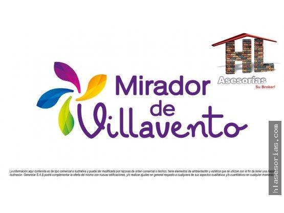VENTA CASA MIRADOR DE VILLAVENTO